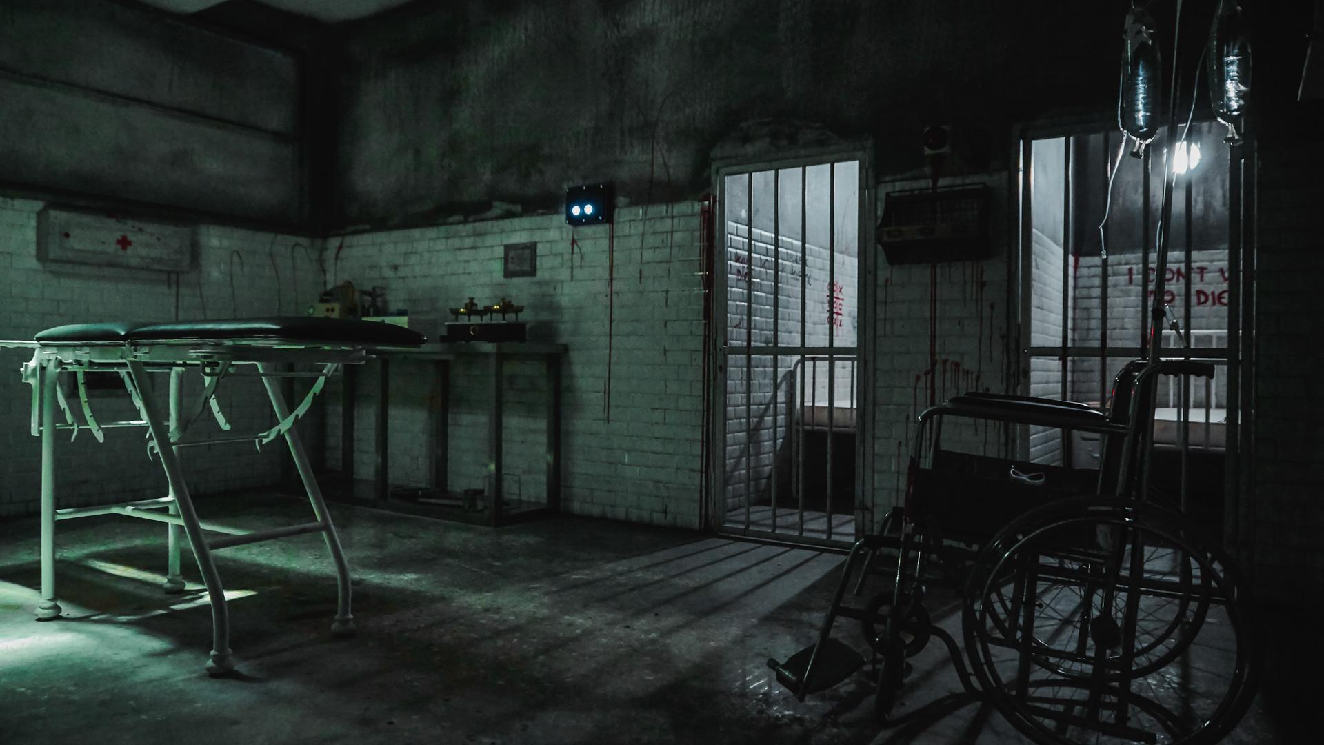Il Manicomio Abbandonato Roma Game Over Escape Rooms