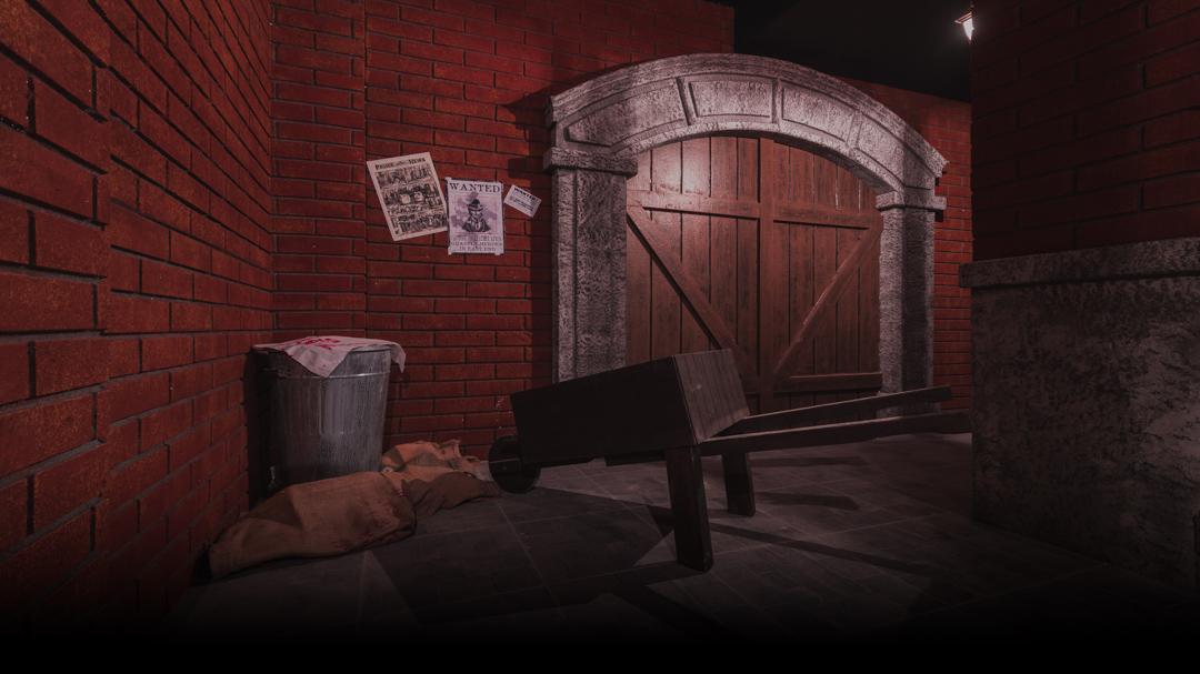 Jack Lo Squartatore Roma Game Over Escape Rooms Italy